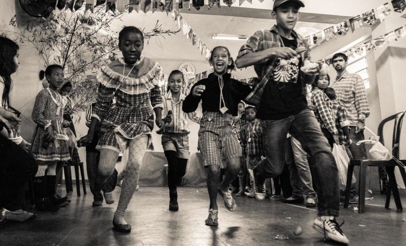 Festa Junina na Escolinha do Pimentel