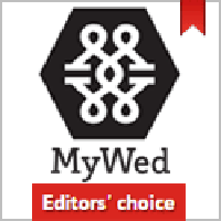 Fotógrafo Jean Yoshii Editors Choice Badge do MyWed