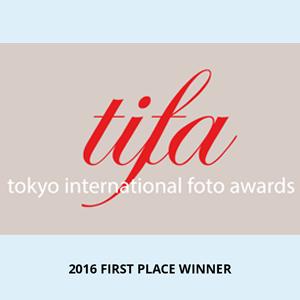 Prêmio em Tokyo TIFA