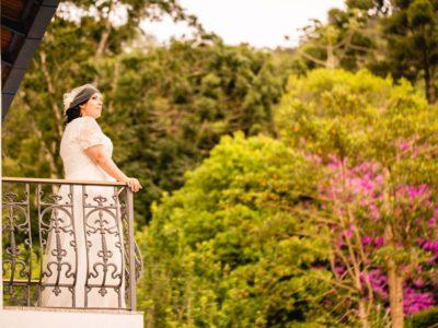 Noiva na Sacada