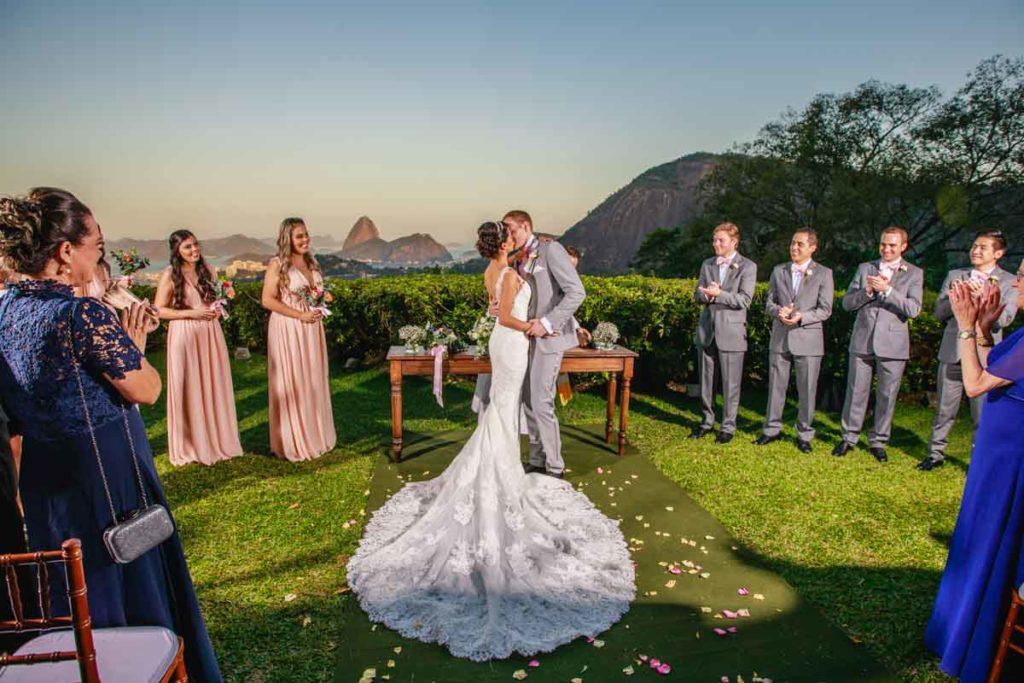 Casamento na Casa de Santa Teresa