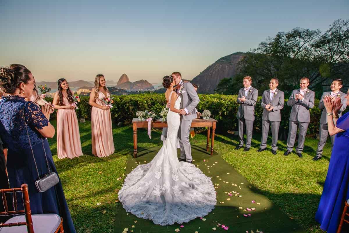 Casamento em St Tereza RJ