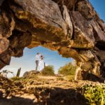 Ensaio pós casamento realizado em Arraial