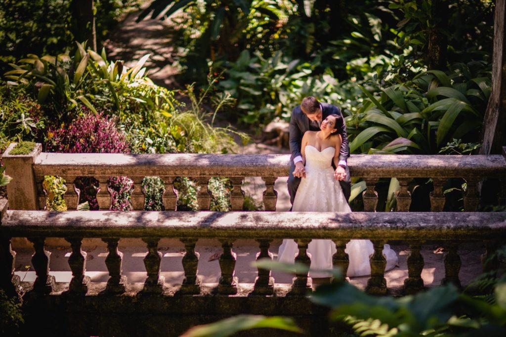Ensaio pós casamento Livia e Felipe no parque Lage RJ
