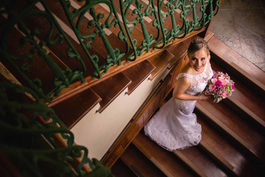 Making of da noiva em Teresópolis