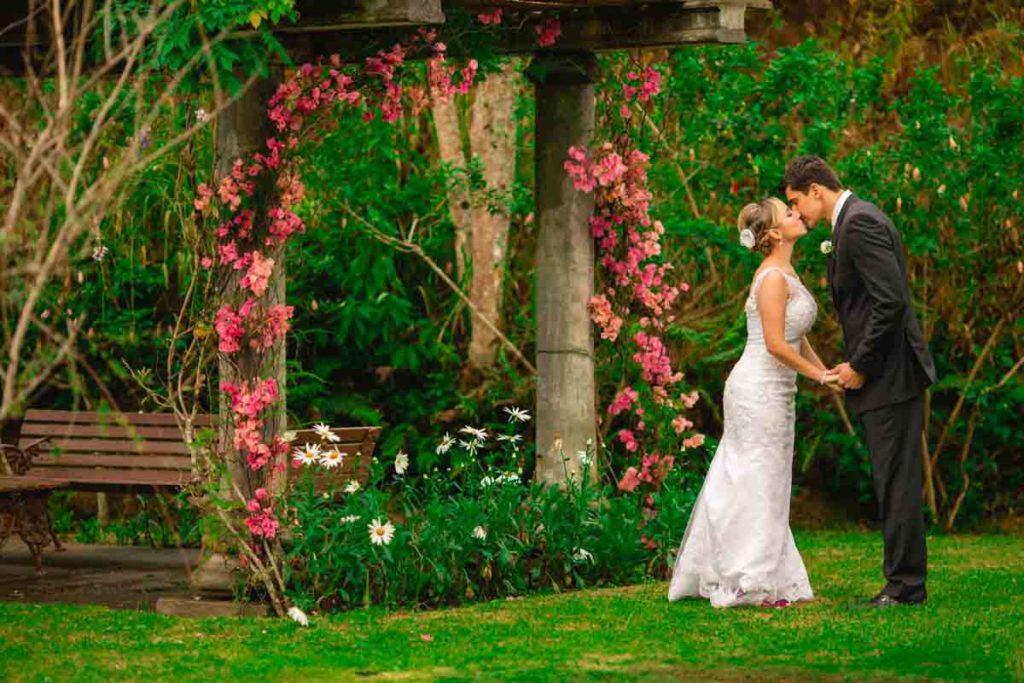 Lindo casamento no hotel Jecava em Teresópolis
