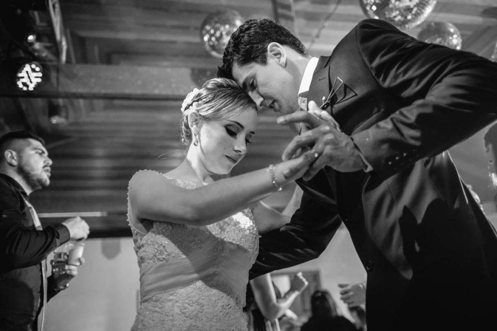 Primeira dança do casal