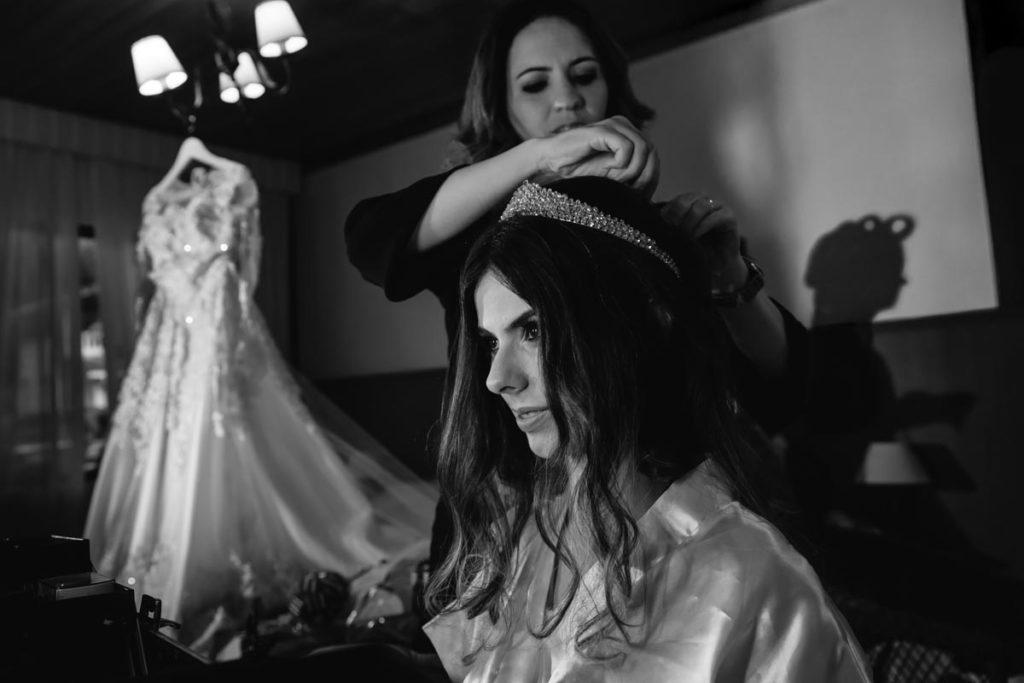 Casamento em Teresopolis: making of da noiva